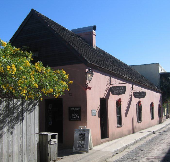 5. Spanish Military Hospital Museum (St. Augustine)