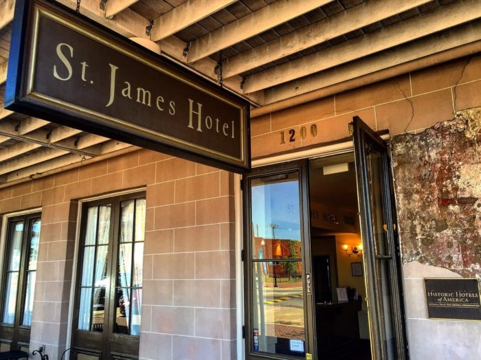 St. James Hotel 3