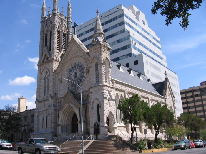 7. St. Mary's Cathedral