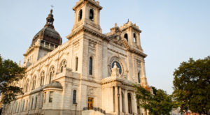 The First Basilica In The United States Is Right Here In Minnesota And It's Gorgeous