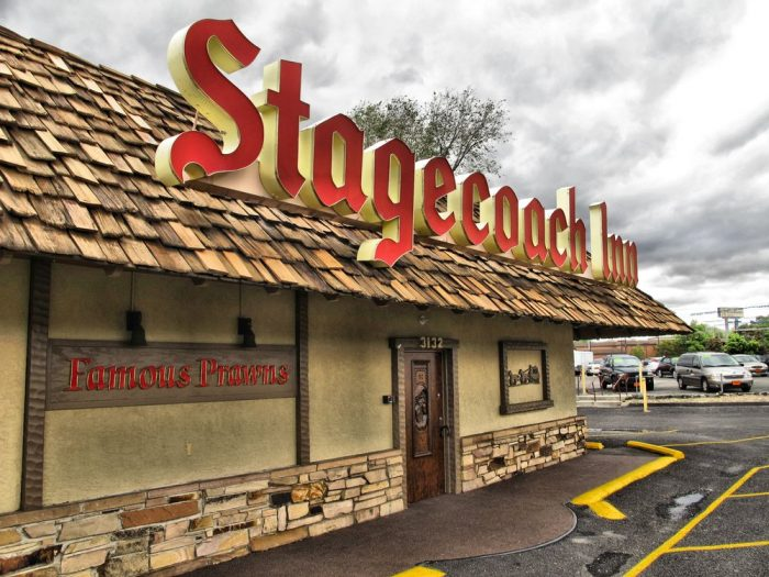 10. Stagecoach Inn, Garden City