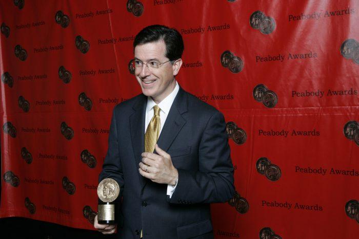 10. Stephen Colbert