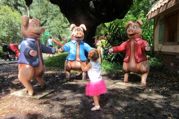 4) Storyland, New Orleans City Park