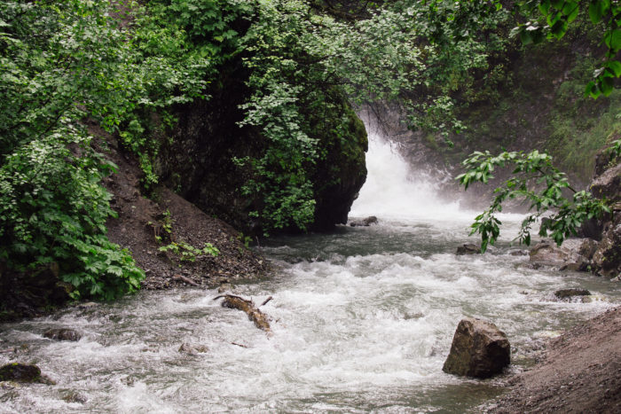 14. Thunderbird Falls – Chugiak