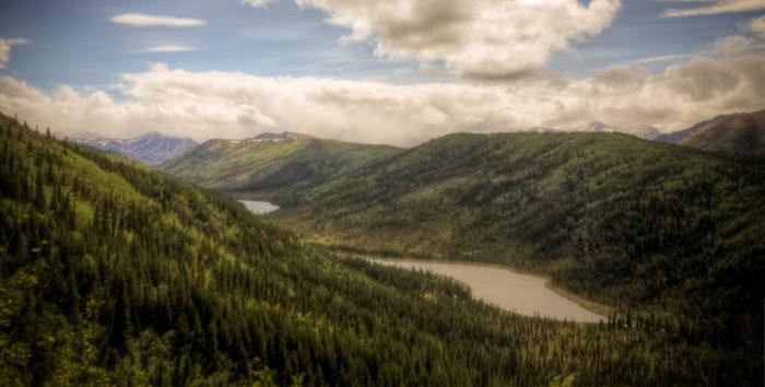 15. Triple Lakes Trail – Denali National Park