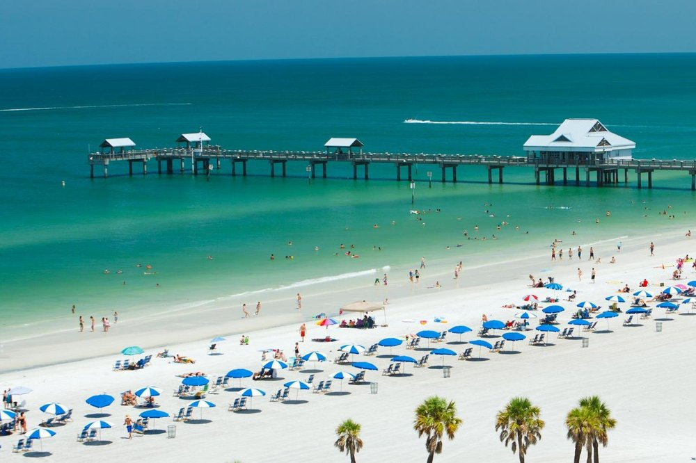 The 10 best beaches near tampa to visit this summer for Best beach near la