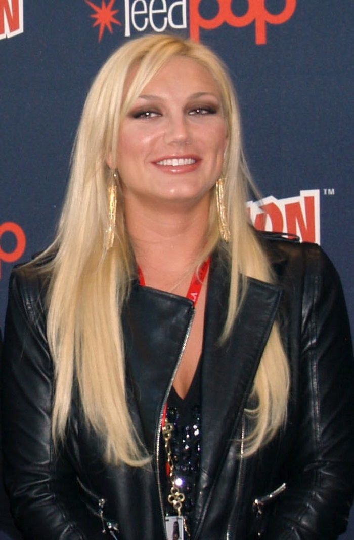 4. Brooke Hogan