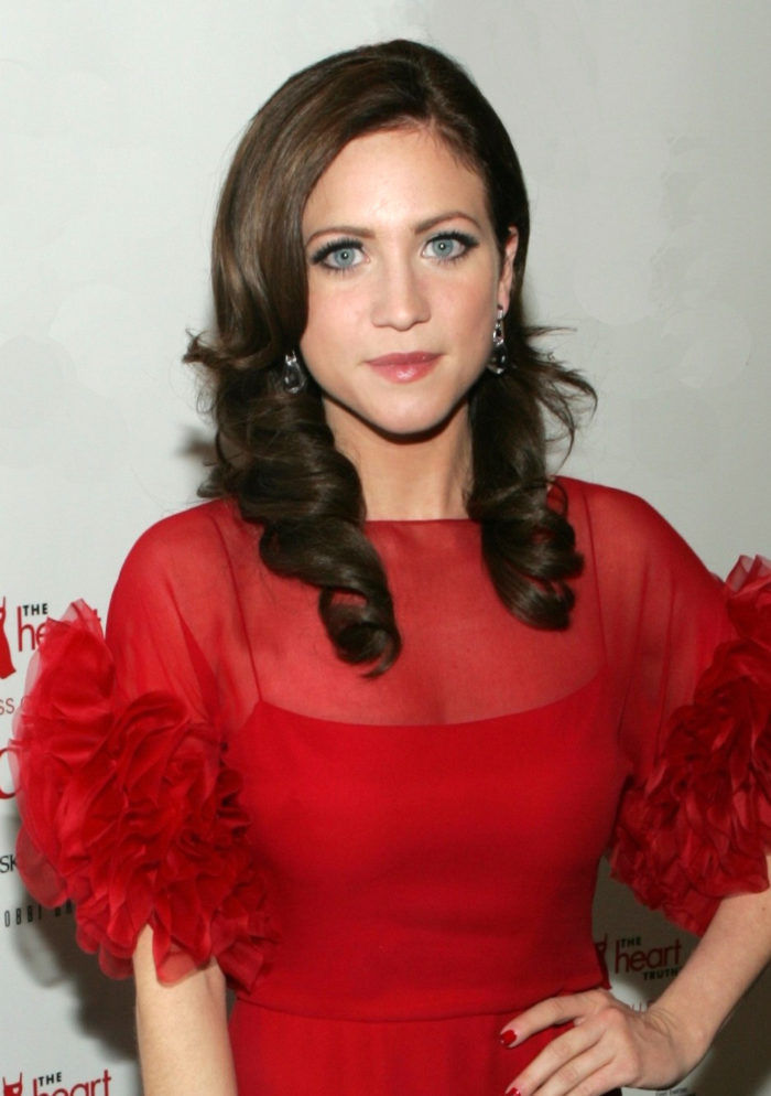 7. Brittany Snow