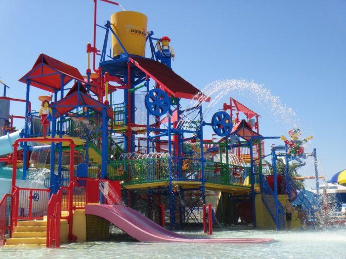 3. LEGOLAND Water Park
