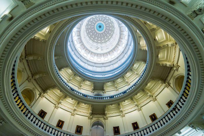5. The Capitol's rotunda