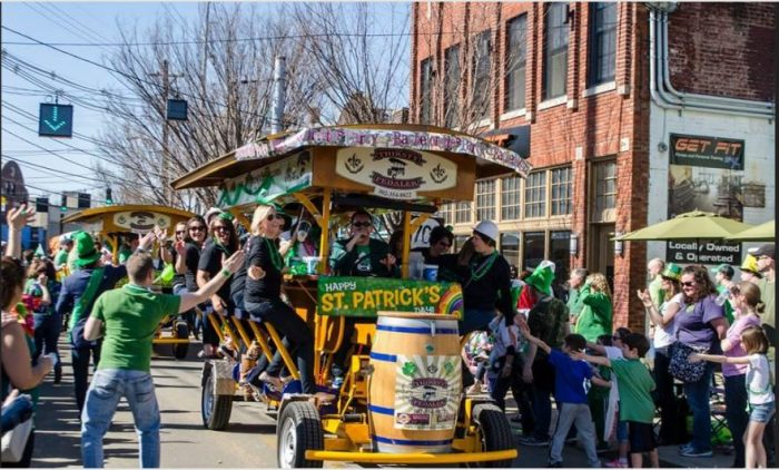 2. The Thirsty Pedaler