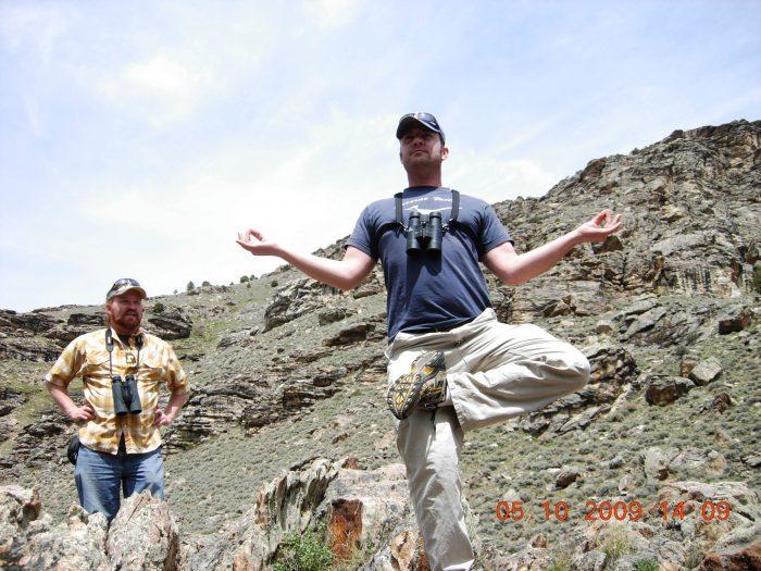 Fun in Lamoille Canyon
