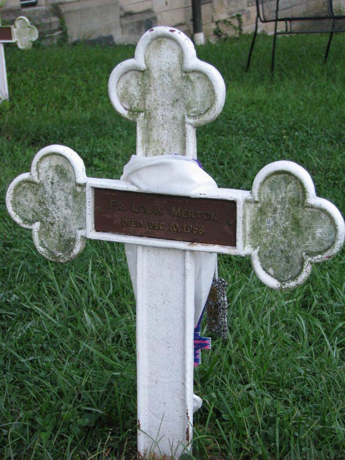 5. Thomas Merton lived on site several decades.