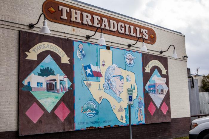 8. Threadgill's