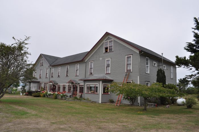 6. Tokeland Hotel and Restaurant, Tokeland