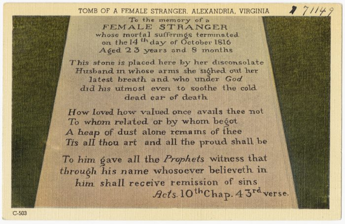 Tomb_of_a_female_stranger,_Alexandria,_Virginia_(8597808671)