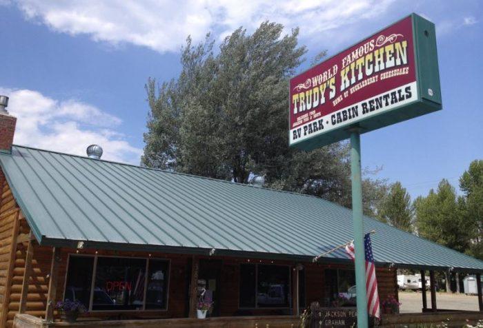 4. Trudy's Kitchen, Idaho City