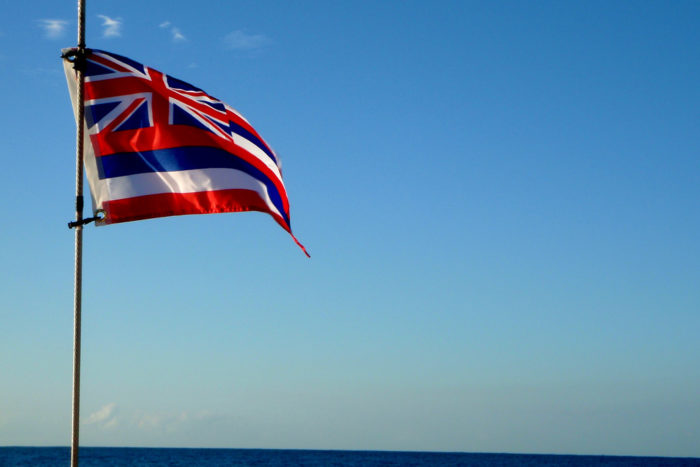4. And the Hawaiian sovereignty movement is alive and well.