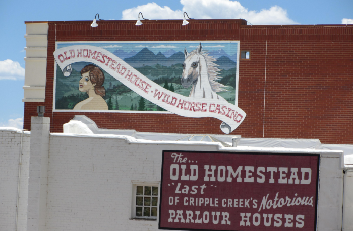 8. Old Homestead House Museum (Cripple Creek)