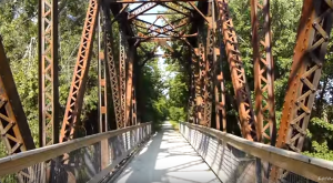 You've Never Experienced Anything Like This Epic Abandoned Railroad Hike In Kansas