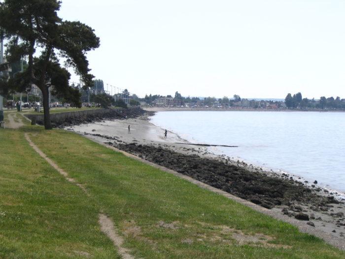 9. Alki Beach Trail, West Seattle