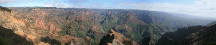 3. Waimea Canyon Lookout