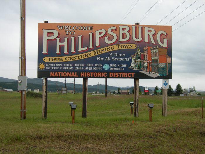 1. Philipsburg