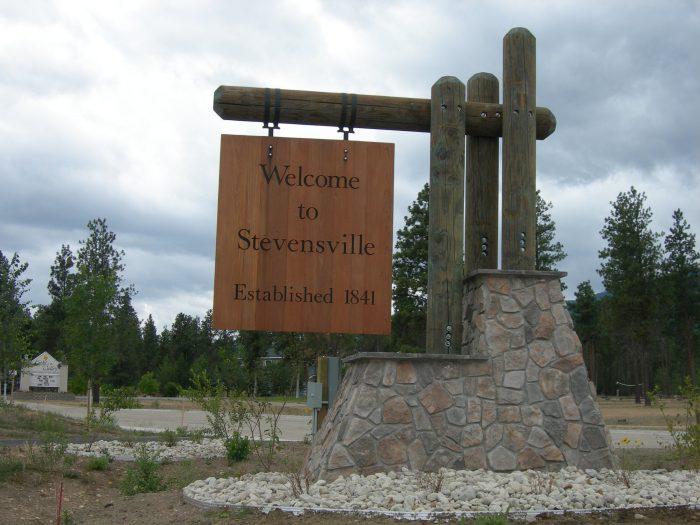 8. Stevensville