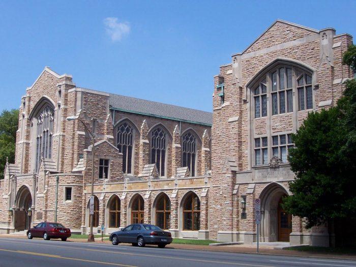 2. West End United Methodist