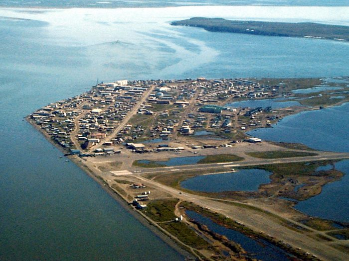 8. Kid Who Drown Playing Basketball in Kotzebue.