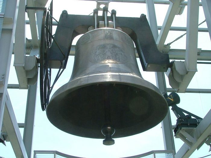 5. World Peace Bell