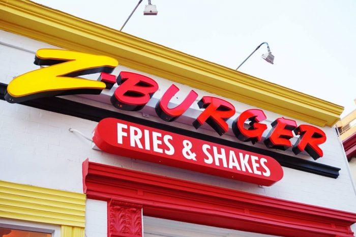 8. Z-Burger