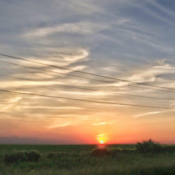 9. Sunsets