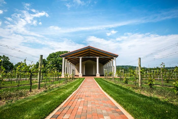 10. Villa Bellezza Winery and Vineyards