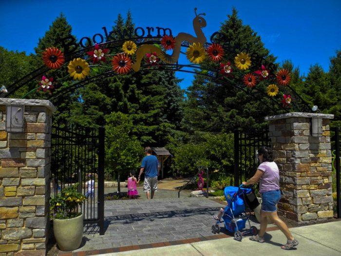 5. Bookworm Gardens (Sheboygan)