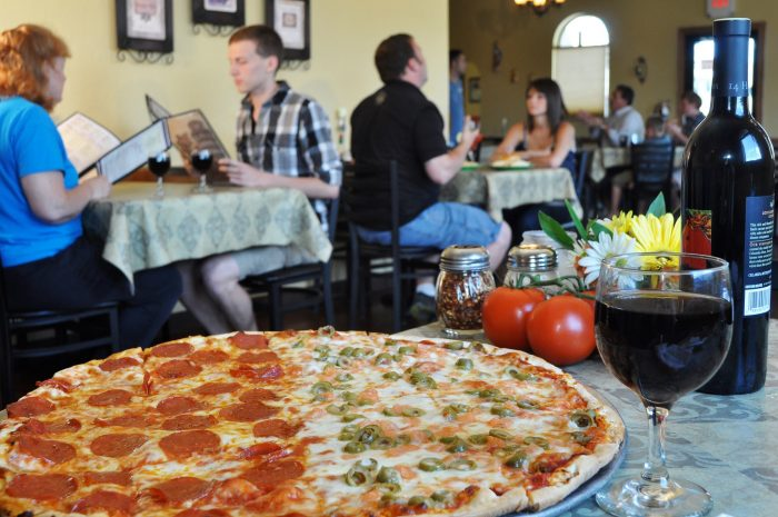 7. Vince's Restaurant and Pizzeria
