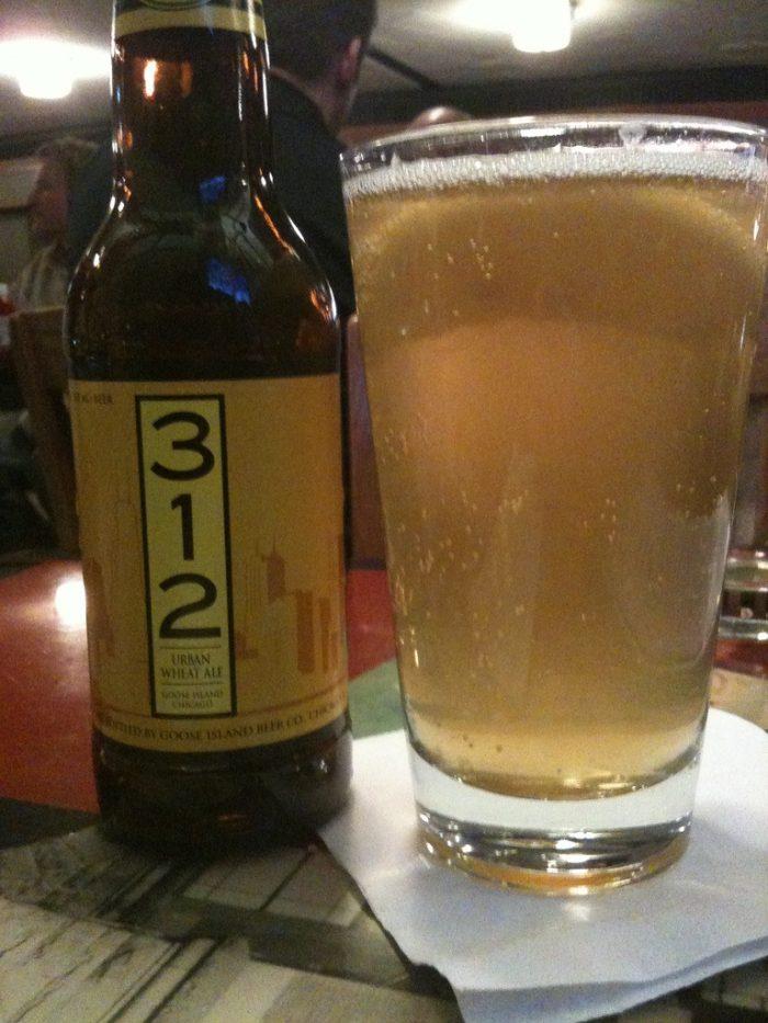 5. Goose Island Beer