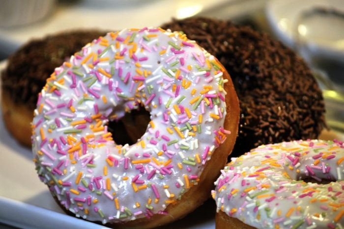 8. Donuts