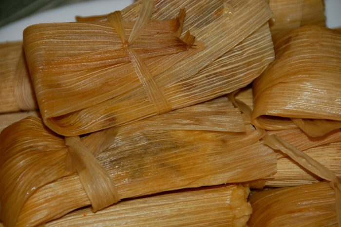9. Tamales