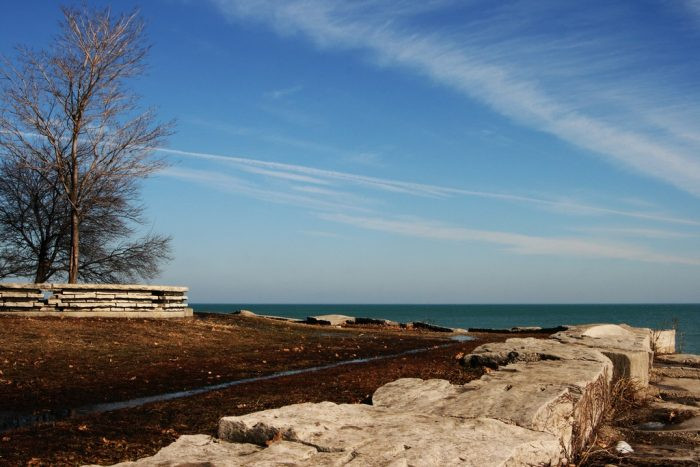 1. Promontory Point