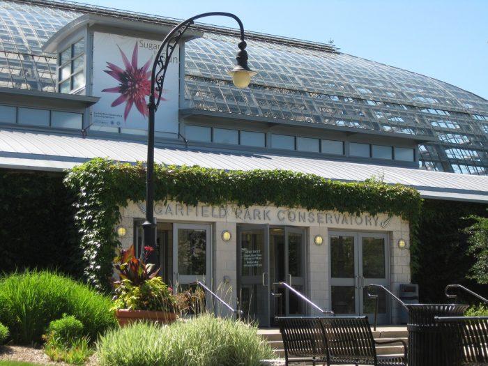5. Garfield Park Conservatory