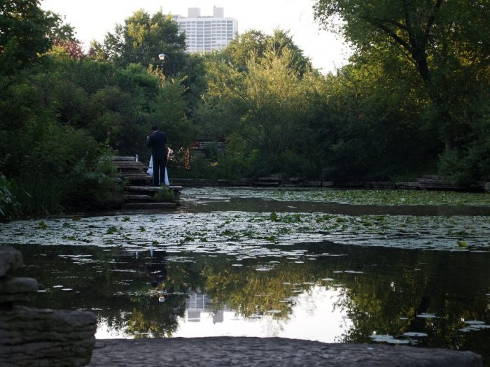 7. Caldwell Lily Pool
