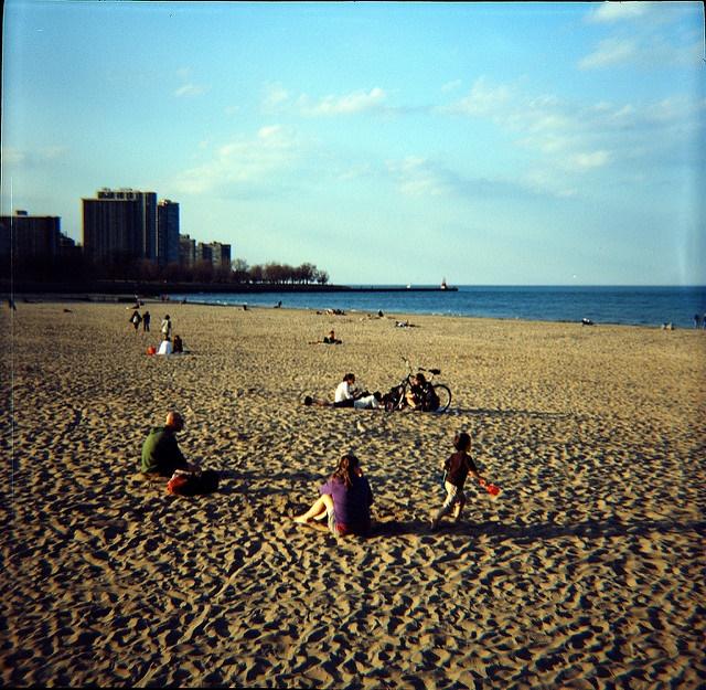9. Foster Avenue Beach