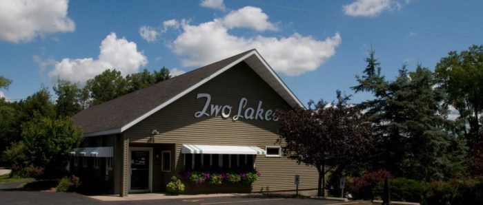 3. Two Lakes Supper Club