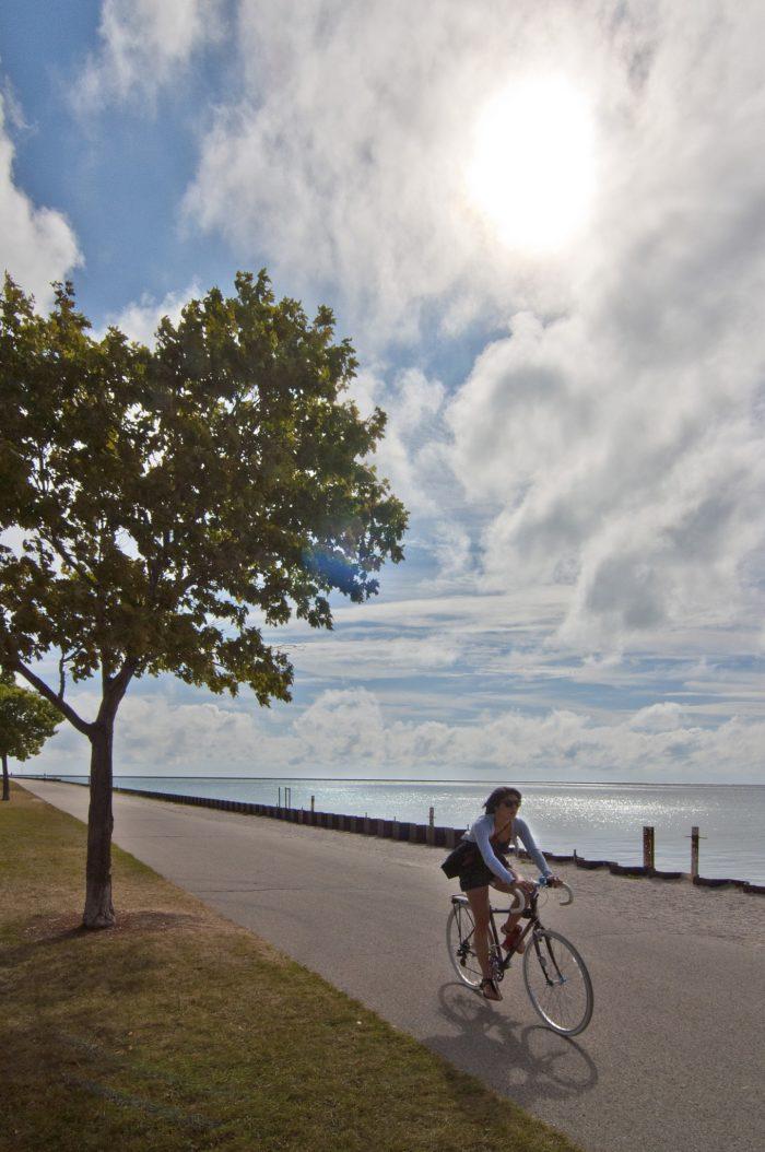 1. Oak Leaf Trail (Milwaukee)