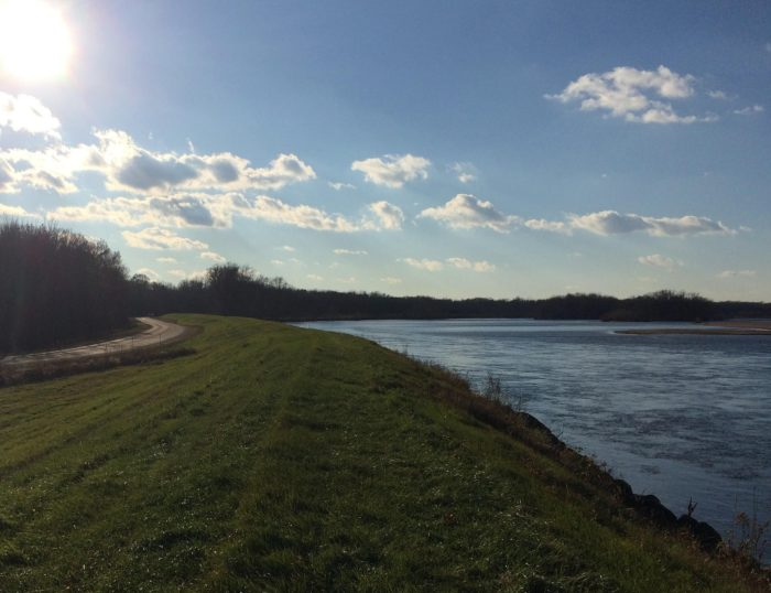 6. Ice Age Trail, near the Wisconsin River