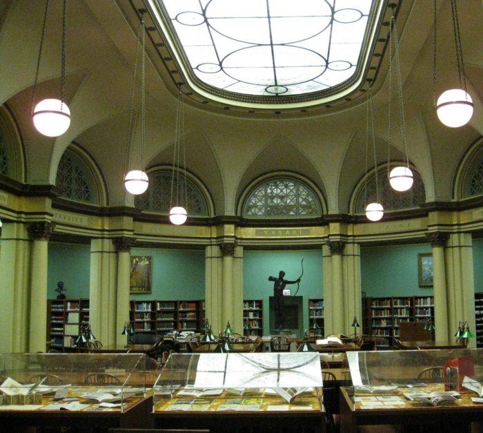 3. Ryerson and Burnham Libraries