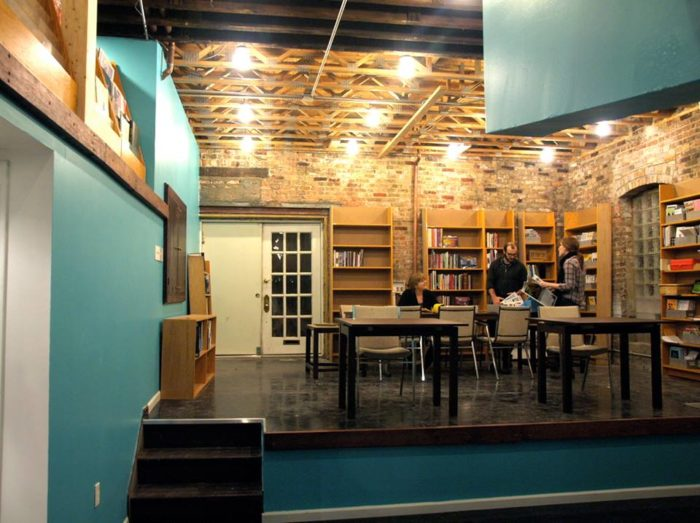7. Read/Write Library Chicago