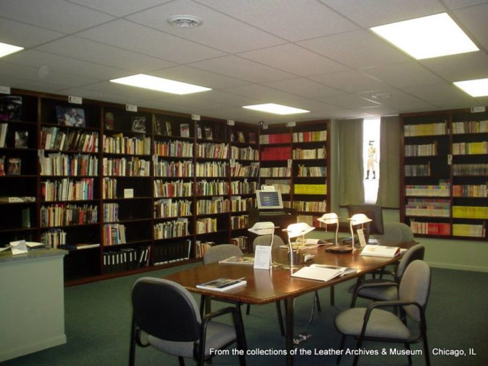 8. Leather Archives and Museum