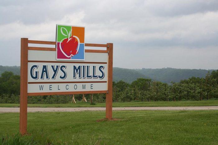5. Gays Mills